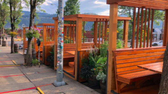 Double Mountain Brewery and Taproom in Hood River, Oregon