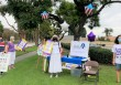 Today's Silent Sentinels 'Get Out the Vote'