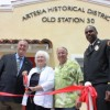 Artesia dedicates 'Old Fire Station #30' with pomp, ceremony