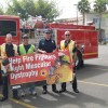 Fill The Boot Campaign Raises Money for MDA