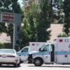 BREAKING: Ambulance, vehicle collide at Artesia and Shoemaker