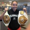 Boxing Champ Jennifer &#8216;The Razor&#8217; Barber Gets Her Stolen Belts Returned