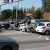 Three Car Accident Results In Closure of Artesia Boulevard and Shoemaker Avenue