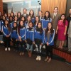 Cerritos College Women's Soccer Team Honored for National Success