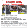 Wanted Couple Targets Hawaiian Gardens, Cerritos Locations With Fraudulent Access Cards