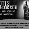 HMG-CN Will Unveil Knott's Scary Farm 2015 Haunted Attractions Wed. Aug. 26 While at Announcement Event
