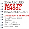 2016-2017 ABC Unified School District Back to School Magazine and Resource Guide