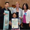 Supervisor Hahn Honors Winners of the County of Los Angeles Public Library's 37th Annual Bookmark Contest