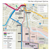 Metro Board Approves Two Northern Routes for More Study for the West Santa Ana Branch Transit Corridor