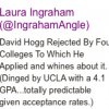 """LAURA INGRAHAM SLAMS PARKLAND STUDENT FOR """"4.1 GPA"""" IN TWEET, ADVERTISERS START DROPPING HER SHOW"""