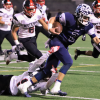 CIF-SS DIVISION 12 FOOTBALL CHAMPIONSHIP GAME : Artesia's dream season comes to an end in thumping by Linfield Christian