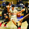 SAN GABRIEL VALLEY LEAGUE BASKETBALL: Dominguez posts rare doubleheader sweep against Gahr in league opener