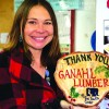 GANAHL LUMBER DONATES $20,000 TO YOUTH CENTER