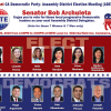 Join 32nd District State Senator Bob Archuleta for 58th Assembly Delegate Voting in Commerce
