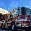LA PALMA'S STATION 13 RECEIVES NEW FIRE ENGINE