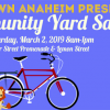 Downtown Anaheim Will Host Community Yard Sale