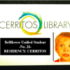 Free Cerritos Library Cards for BUSD Students Reaches 26, Not '12,000' Some Cerritos Residents Claimed