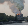 NYT: Notre Dame Cathedral on Fire