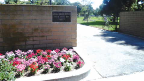Former State Senator Tony Mendoza Hired To Clean Up Artesia Cemetery