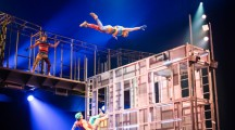 VOLTA, CIRQUE DU SOLEIL'S FIRST SPORTS-INSPIRED BIG TOP SHOW COMING TO SO. CAL.