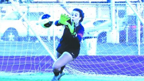 NEWS AND NOTES FROM PRESS ROW: Gahr girls lose battle of goalkeepers during penalty kicks in second round playoff loss