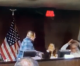 VIDEO: Central Basin Director Apodaca Assaults Chair Leticia Vasquez at Meeting