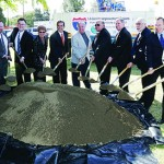 Ground Broken on Next Phase of I-5 Freeway at Alondra Blvd. Bridge