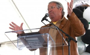 Los Angeles County Supervisor Don Knabe.