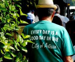 Survey Says: Everyday is a Good Day in Arteisa