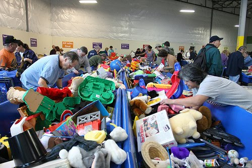 Norwalk Sheriff&#039;s Volunteers Hosting Goodwill Donation Fundraiser on Saturday in La Mirada