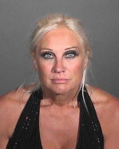 Mug Shot of Linda Bollea