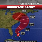 Hurricane Sandy Could Cost US Taxpayers $1 Billion