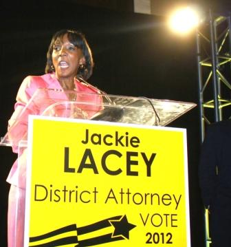 Jackie Lacey Score Election Win For LA County DA