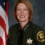 Orange County Sheriff Sandra Hutchens announces breast cancer condition