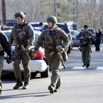 27 People Murdered In Mass Shooting at School In Newton Falls, Connecticut