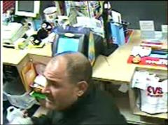 "Suspect  in ""Cigarette Bandit"" caper in Norwalk and La Mirada."