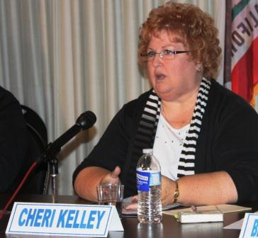 Los Cerritos Community Newspaper urges voters in Norwalk to defeat incumbent Cheri Kelley in next Tuesday's election.