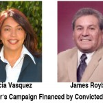 DIRTY WATER: Central Basin Municipal Water Board Director Campaigns  Financed by Convicted Felon