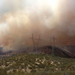 Powerhouse Fire Results In More Evacuations On Sunday Afternoon