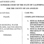 Central Basin Water Director Robert Apodaca Hit with Sexual Battery Lawsuit