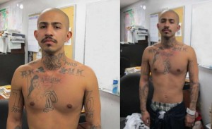 Cedric Ramirez in photo released by the Los Angeles County Sheriff's Department.