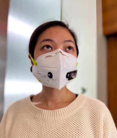 MIT mask detects covid
