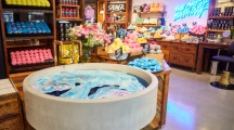 CERRITOS WELCOMES FIRST LUSH COSMETICS STORE
