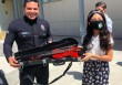 Nonprofit Violins Not Violence Donates Instruments to Two Pico Rivera Students at Park Academy