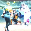 Former Gahr softball slugger Kumiyama recovers from high school injury in typical fashion