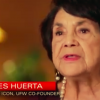 VIDEO: DELORES HUERTA CALLS CRISTINA GARCIA 'HONEST' AND A 'WOMAN OF INTEGRITY'