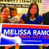 MELISSA RAMOSOCLAIMS VICTORYIN ARTESIA COUNCIL RACE