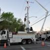 CERRITOS STREETLIGHTCONVERSION TO LEDTECHNOLOGY CONTINUES
