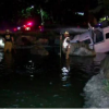 NBC: Driver Dies After Crashing Into Man-Made Pond in Cerritos