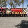 MDA and LA County Fire's 'Fill the Boot' in Cerritos and Artesia